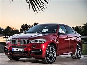 BMW обещает выпустить новое поколение Х6 к Рождеству
