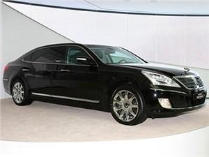 Новость про Hyundai Equus - Hyundai Equus Limousine