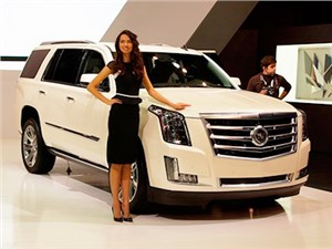 Cadillac Escalade изменился… до узнаваемости