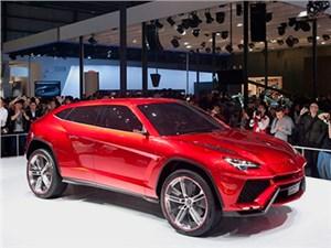 Будущее внедорожника Lamborghini Urus пока не решено