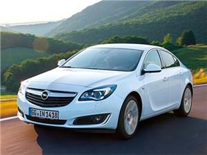 На российский рынок выходит новый Opel Insignia с дизельным мотором