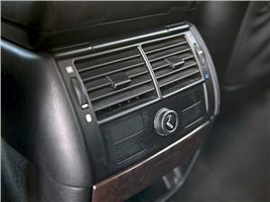 BMW X5 2004 печка
