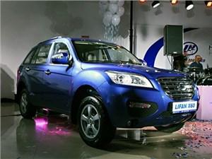 В России сокращаются продажи машин китайских брендов
