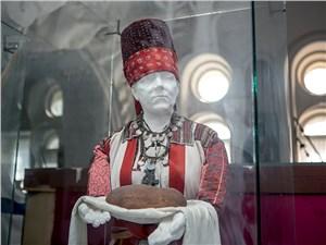 В Мордовии принято встречать гостей хлебом-солью
