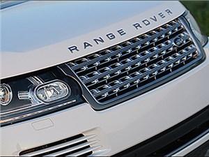 В 2015 году модельный ряд бренда Range Rover пополнится электрокроссовером