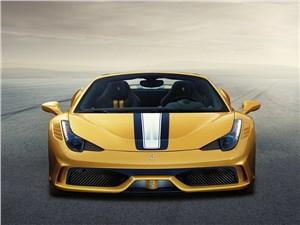 Предпросмотр ferrari 458 speciale a 2014 вид спереди
