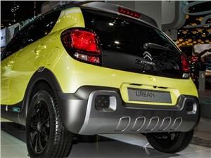 Предпросмотр citroen с1 urban ride concept 2014 вид сзади