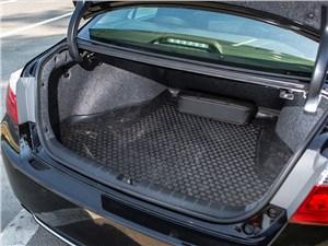 Honda Accord 2013 багажное отделение