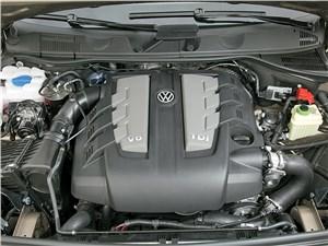 Предпросмотр volkswagen touareg 2014 двигатель