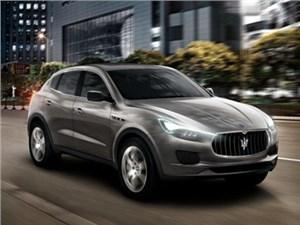 Кроссовер Maserati Levante готовится к выходу на европейский рынок