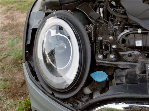Mini Clubman Cooper S 2016 фара
