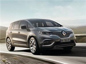 Новость про Renault Espace - Renault Espace 2015