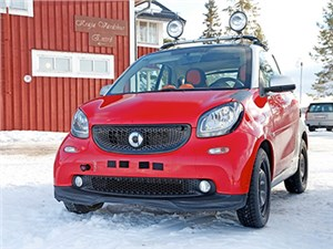 Новость про Smart Fortwo Coupe - Smart ForTwo Brabus