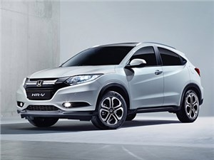 Honda представит в Женеве новый серийный кроссовер HR-V