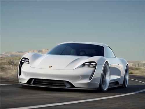 Раскрыты технические подробности об электромобиле Porsche