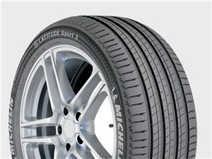Летние шины Michelin Latitude Sport 3