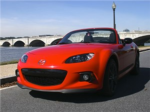 Новость про Mazda MX-5 - Mazda MX-5 Miata Club Edition 2016