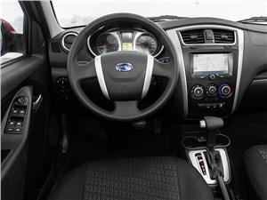Datsun mi-Do 2015 водительское место
