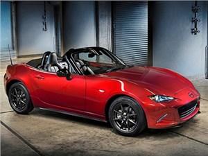 Mazda MX-5 выйдет на американский рынок летом текущего года