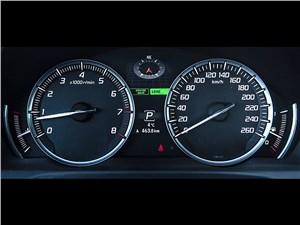 Acura TLX 2015 приборная панель
