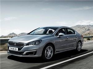 Новость про Peugeot 508 - Peugeot 508 2015