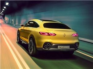 Предпросмотр mercedes-benz glc coupe concept 2015 вид сзади