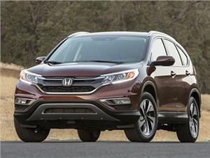 Кроссовер Honda CR-V продается со скидкой