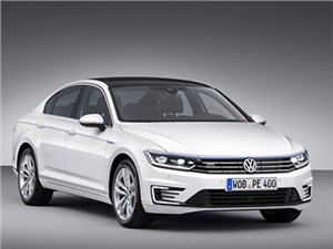 Новость про Volkswagen Passat GTE - Volkswagen Passat GTE 2015