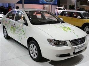 В Екатеринбурге показали новый электрокар от Lifan