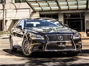 В октябре в столице Японии состоится премьера седана Lexus LS нового поколения