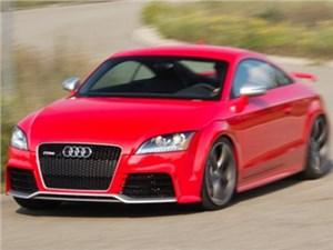 Новый Audi TT RS оснастят семиступенчатым «автоматом»