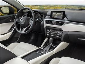Mazda MX-5 2016 салон