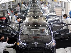Систему контроля качества на заводе китайцы позаимствовали у немцев