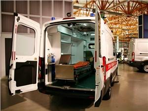 Предпросмотр ford transit 2015 скорая помощь
