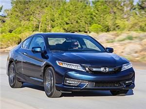 Новость про Honda Accord - Honda Accord Coupe 2016