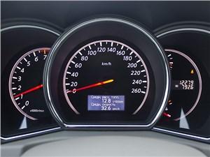 Nissan Murano 2011 приборная панель