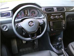 Предпросмотр volkswagen caddy 2016 водительское место
