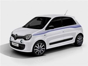 У ситикара Renault Twingo появилась особая «дизайнерская» версия
