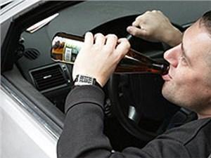 Автомобили пьяных водителей могут начать отправлять на штрафстоянки