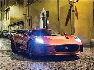 Предпросмотр jaguar c-x75 2016 вид спереди