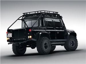 Предпросмотр land rover defender 110 targa 2015 вид сзади
