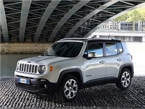 Новый Jeep Renegade вышел на российский рынок