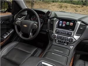 Chevrolet Tahoe 2015 салон
