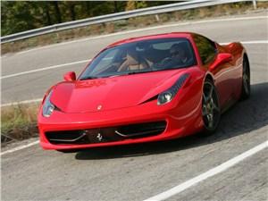 Ferrari 458 Italia <br />(купе)