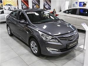 Hyundai Solaris остается самой популярной иномаркой в России
