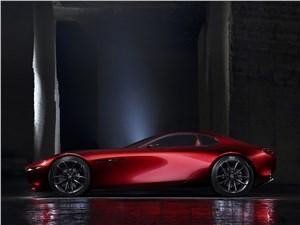 Предпросмотр mazda rx-vision concept 2015 вид сбоку