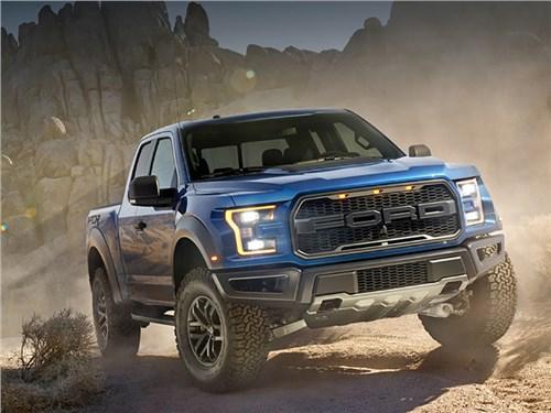 Новость про Ford - Ford F-150 Raptor