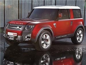 Новость про Land Rover Defender 90 - Новый Land Rover Defender появится через три года в пяти вариантах кузова
