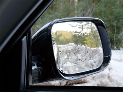 Lifan X60 2016 боковое зеркало