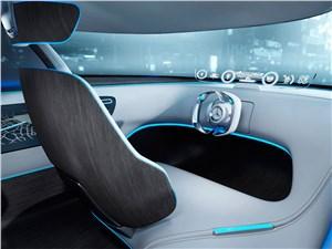 Предпросмотр mercedes-benz vision tokyo concept 2015 водительское место